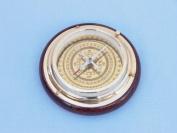 Brass Directional Desktop Compass 15cm