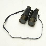 Captain's Antique Solid Brass Binoculars 15cm