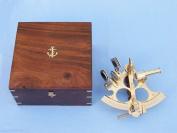 Captain's Brass Sextant 20cm