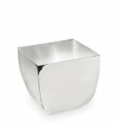 ED3070 Quadrilo vase - Silver-plated - Flower decoration - 15 x 15cm