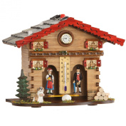 Exclusive German Black Forest weather house TU 849