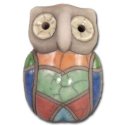 Figure ceramic owl