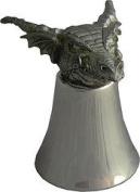 Great Gifts UK- Dragon Pewter Jigger - Dia:80mmH:110mm /Pewter