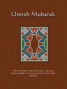 Greeting Card (Umrah Mubarak) G-08
