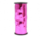 Metallic Curling Ribbon 5mm X 91m - Pink
