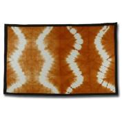 """Placemat """"African Batik"""", orange"""