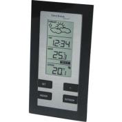 Technoline WS 9215 Weather Station Transparent-Black