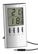TFA 30.1027 Thermometer with Maximum and Minimum Value Functions