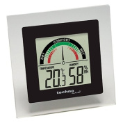 Technoline WS 9415 Temperature Station Black-Transparent