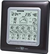 Technoline WetterDirekt WD 6003 Radio-Controlled Weather Station 2 Parts Plastic Anthracite-Silver