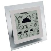 Technoline WetterDirekt WD 9245 Weather Station Transparent-Aluminium