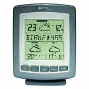 Technoline WetterDirekt WD 9565 Weather Station Silver-Grey