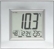 Technoline WS 8301 Temperature Station Aluminium-Silver