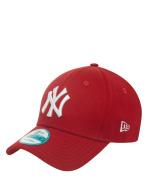 New Era Men's MLB Basic NY Yankees 9Forty Adjustable Baseball Cap