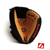 barnett GL-201 competition catcher baseball glove, genuine leather, adult 34''