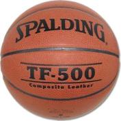 Spalding TF-500 Indoor/Outdoor Composite Basketball-Intermediate 28.5