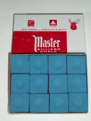 A BOX OF 12 x PIECES OF MASTER TWEENTEN CHALK IN VARIOUS COLOURS**