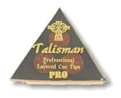 Talisman Pro Cue Tips 10mm Soft