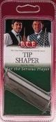 BCE Pool Snooker Table Cue Tip Shaper - BCE Blister Pack
