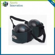 Outdoor Lawn Bowls Carry Bag - 2 Bowls Harness / Carrier