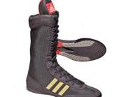 Adidas Box Champ Speed II Boxing Boots - Size US13