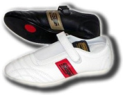SHOGUN soft leather taekwondo shoes/martial arts shoes/karate shoes