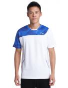Li-Ning Men's Badminton T-Shirt - White, XX-Large