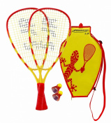 Speedminton Junior Set S-Jr Racket Sports - Yellow/Orange
