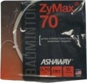 Ashaway Professional & Begginners Badminton 70 Racket String Zymax Z70sw-10m Set