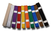 SHOGUN martial arts/karate/judo belts