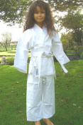Karate suit Childrens - 100% cotton - white colour