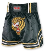 Kickboxing & Thai Shorts Black