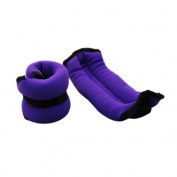 Ampro Neoprene Ankle Weights 1kg x 2