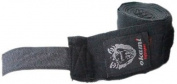 OKAMI Fightgear Pro 12-0017 Hand Bandages 460 cm Black