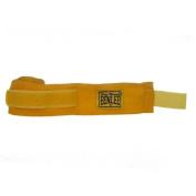 Benlee Rocky Marciano Handwraps 300 x 5 Elastic - Yellow, 300cm