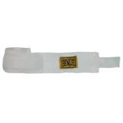 Benlee Rocky Marciano Handwraps 300 x 5 Elastic - White, 300cm