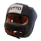 Ampro Professional Full Face Head Guard Medium