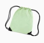 BagBase Gymsac Baby Green