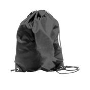 Shugon Stafford Drawstring Tote Bag, Black