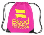 Blood On The Dance Floor Gym Bag