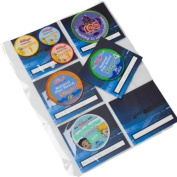 Extra Badge Page for My Proud Moments' Children's Medal, Certificate and Achievement Case - Blue