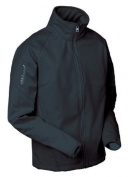 BLIZZARD SOFTSHELL LIFESTYLE THERMO JACKET TOP LADY Black for SKIING HIKING size 40/L