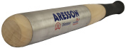 Aresson Dictator Rounders Bat - Silver, 46 cm