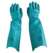 AnsellPro Sol-Vex® Unsupported Nitrile Gloves 37-185-9
