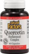 Natural Factors Quercetin Bioflavonoid Complex