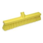 Floor Broom, Medium, Yellow