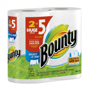 Bounty Paper Towels 2 Select A Size Huge Rolls