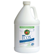 Earth Friendly Products Proline PL9764/04 ECOS Free and Clear Liquid Laundry and Microfiber Detergent, 3.8l Bottles