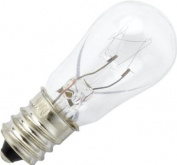 Exact Replacement 6S6 6-watt Light Bulb