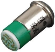 DIALIGHT - 585-1325F - LAMP, LED REPLACEMENT, GREEN, T-1 3/4